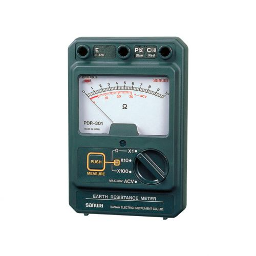 EARTH TESTER PDR-301