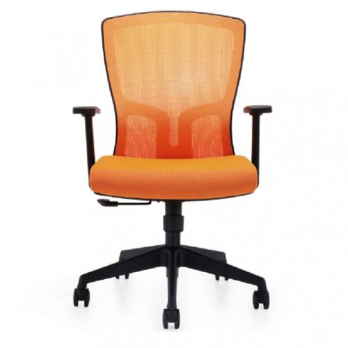 STAFF CHAIR MEDIUM BACK SWIVEL REF 568
