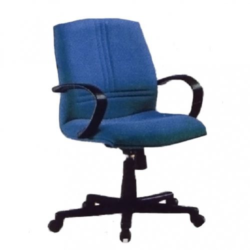 STAFF CHAIR MID BACK SWIVEL REF 2-3