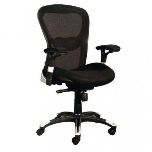 SWIVEL CHAIR MEDIUM BACK REF 5208B