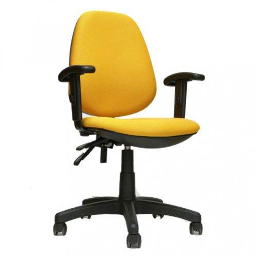 TYPIST CHAIR SWIVEL REF GIRL
