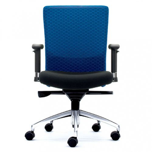EXECUTIVE CHAIR MEDIUM BACK REF HIKARI