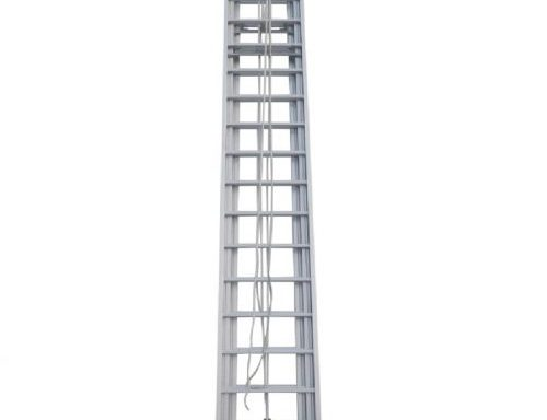 INDUSTRIAL 3 SECTION EXTENSION LADDER